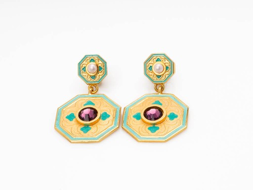 San Agustin Earrings